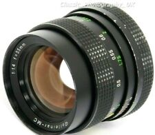Rolleinar-MC 1:1.4 f=55mm FAST!! Prime Lens for Rolleiflex 35mm SLR ROLLEI QBM