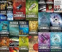 Patricia Cornwell AudioBook collection 1990-2016 (M.P.3) 📧eMail delivery📧