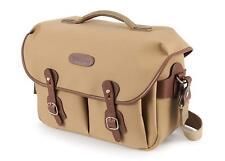 Billingham Hadley One Camera Bag in Khaki Canvas/tan Leather