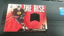 2001-02 UPPER DECK HOCKEY MARK BELL ON THE RISE RELIC CARD
