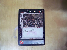 Sabertooth Warhammer 40000/40k/40,000 CCG Tyranid Triovore Rare card