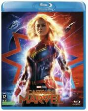 Captain Marvel (Blue-ray, 2019)