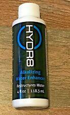 Bepic Hydr8 Alkalizing Water Enhancer - Restructures Water - 4 fl oz - Sealed
