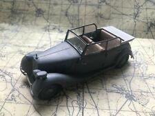 1/35 Master Box 35100 alemán personal Coche Construido y pintado