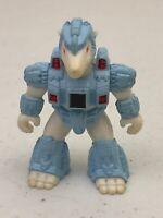 1987 Hasbro Battle Beasts Pillaging Polar Bear Series 2 #48 Figure Toy Wood Rub