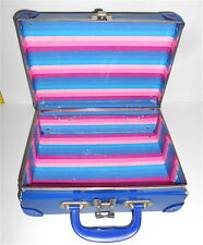 CANDY CANDY 80s Polistil italy Gettin Pretty blue bag empty - valigetta vuota