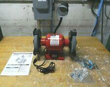 "Sunex Tools 8"" Wheel Diam 3/4 hp Grinder 5002A"