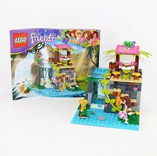 LEGO Friends Jungle Falls Rescue 41033 with Instructions No Original Packaging