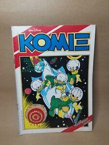 VINTAGE GREEK MAGAZINE COMICS KOMIX WALT DISNEY NO.28 1990 TERZOPOULOS