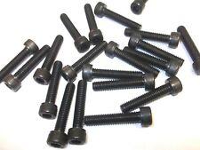 High tensile socket cap screws. M3 - 3mm. Hex head. Allen bolts. *DIN 912!*