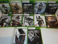 18+ xbox 360 games bundle - call of duty, black ops 2 * 12 GAMES TOTAL* (1350)