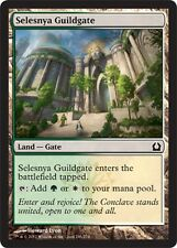 4x Cancello della Gilda Selesnya - Selesnya Guildgate MTG MAGIC RtR Ita