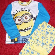 Niños Gru, mi villano favorito DAVE minions Pijama Edad 5-6 AÑOS