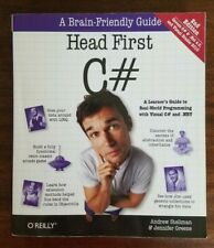 Head First C# Brain Friendly Guide 2nd Edition Andrew Stellman & Jennifer Greene