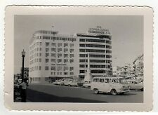 1963 PHOTOGRAPH Panama City Panama PCP Latin America REAL PHOTO Downtown SEGUROS