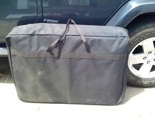 1987-2020 Jeep Wrangler Soft Top and Windows Storage Bag Black
