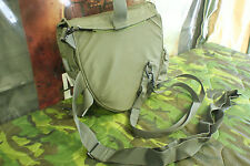 OLIVE DRAB HEAVY DUTY UTILITY / AMMO / 1ST AID / MASK / POUCH W STRAPS VERSTILIE