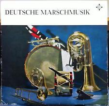 HEINZ WINKEL deutsche marschmusik LP VG+ SLE 14183-P German Hi-Fi Telefunken