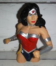 New Wonder Woman Vinyl Bust Bank