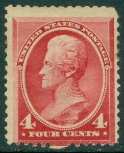 EDW1949SELL : USA 1888 Scott #215 Mint OG. Few perforation faults. Catalog $190.