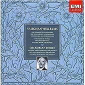 Vaughan Williams: The Complete Symphonies (Sir Adrian Boult), , Very Good Origin