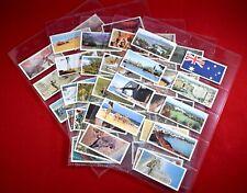 VINTAGE LYONS TEA AUSTRALIA CARDS FULL SET of 48