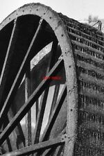 PHOTO  1961 WATH NORTH YORKSHIRE FOSTER BECK FLAX MILL POWER TO DRIVE THE MILL W