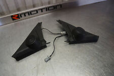 Civic VTI 1.8 B18C4 MB6 MC2 Aerodeck OEM Speaker Tweeters MIrror Covers
