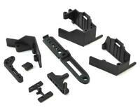 TKR6586 Tekno RC EB410/ET410 Side Guard & Servo Mount Set