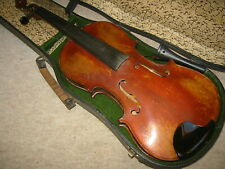 """Very nice old Stainer Violin 4/4 violon w. """"Steiner"""" branding on the 1 part back"""