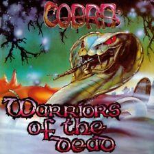 COBRA-Warriors Of The Dead CD NWOBHM,Urchin,Virtue, Randy, Satan, Slander, Voltz