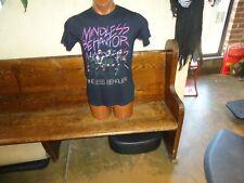 Mindless Behavior black medium t-shirt, American rap/hip-hop boy band