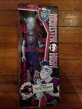 Monster High Ghoul Spirit Sloman Slo Mo Mortavitch *New*