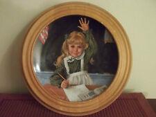 """Learning is Fun"" Plate By John McClelland 1986"
