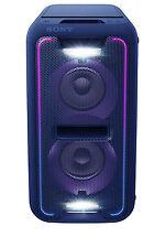 NEW Sony GTKXB7L Mini Hifi System Blue