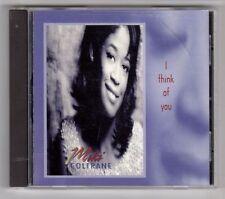 (GZ28) Miki Coltrane, I Think Of You - 1996 CD