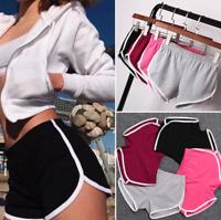 Women Sports Shorts Casual Ladies Beach Summer Running Gym Yoga Hot Pants Festi*