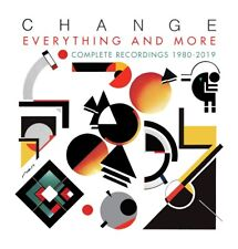 Everything and More: Complete Recordings 1980-2019 - Change (Box Set) [CD]