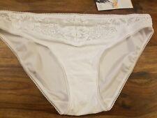 M&S CollectionJacquard & Lace Bikini Knickers Size 26