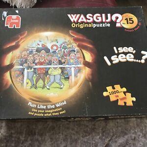 Original Wasgij - No: 15 -  1000 Piece Jigsaw Puzzle