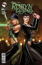 Grimm Fairy Tales Presents Robyn Hood V2 #6 - Cover A - NM+ or better
