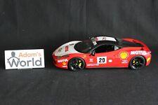 """Edicola Ferrari 458 Italia Challenge 1:18 #20 """"Motul"""" (PJBB)"""