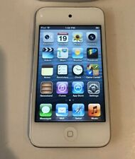 Apple iPod touch 4th Generation White (8 GB) - Good Working Condition