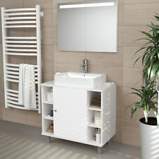 VICCO FYNN Washbasin bathroom basin cabinet bathroom furniture white