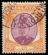 "SELANGOR 89 (SG103) - Sultan Hisam-ud-Din Alam Shah ""Keyplate"" (pa23510)"