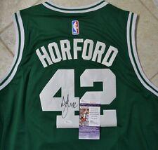 Al Horford Signed Celtics Jersey w  JSA COA  R73490 Boston Florida Atlanta  Hawks 61655e536