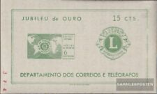 Brasilien Block19 (kompl.Ausg.) postfrisch 1967 Lions International