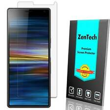 ZenTech Clear FULL COVER Screen Protector Shield Guard For Sony Xperia 10 Plus
