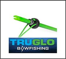 TruGlo Bowfishing Arrow Slides/Stops/Nocks 3 Pack