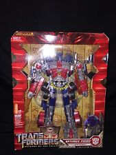 Transformers ROTF Revenge of the Fallen OPTIMUS PRIME Leader Class 2009 NIB